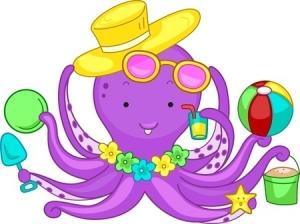 bläckfisk bild