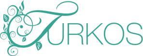 Turkos Logga enkel