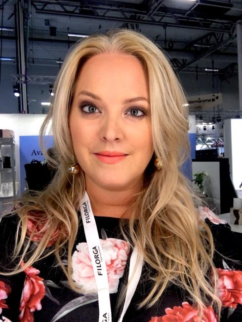 Elin Fagerberg Hud & Kosmetikmässan elinfagerberg.se