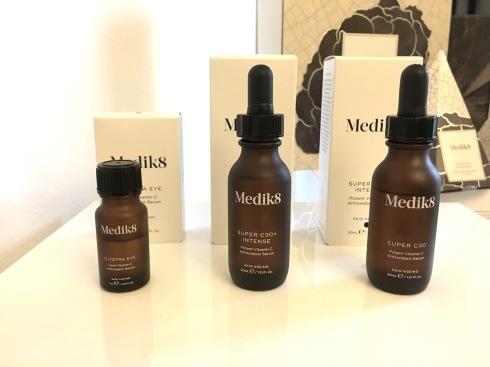 Medik8 och cvitamin