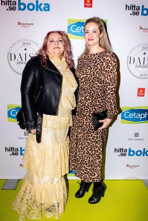 Annica och Nathalie DB Awards