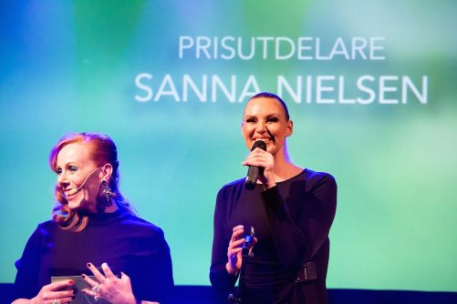 Sanna Nielsen DB Awards