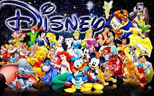 Eurolash bild Disney