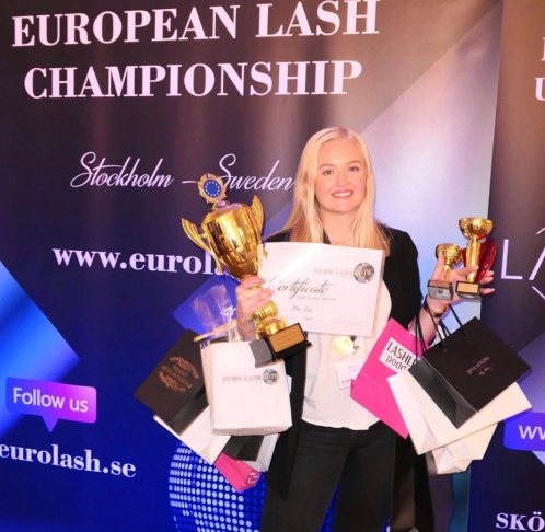 Eurolash bild vinnare